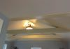 Ceiling of master bedroom