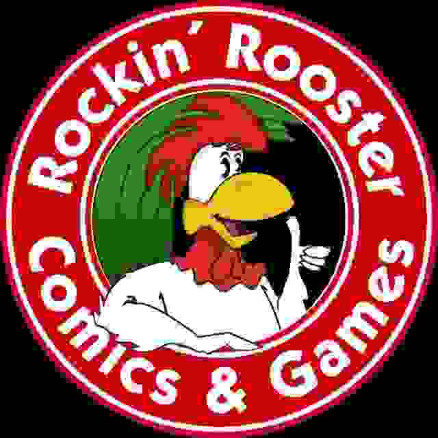 Rockin' Rooster Comics & Games