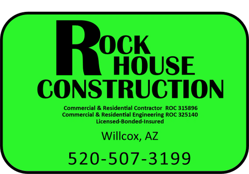 Rock house construction