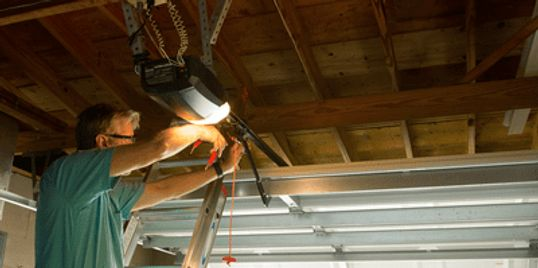 Garage door Tune up service by Garage doors 4 Less. 818-314-5545.