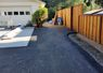 Driveway in Ben Lomond After Paving