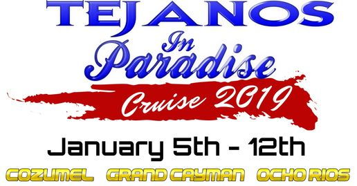Relax in paradise and pamper yourself with a massage or special gift Tejanos In Paradise Cruise 2019