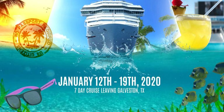Cruise From Galveston 2020.Tejanos In Paradise Cruise