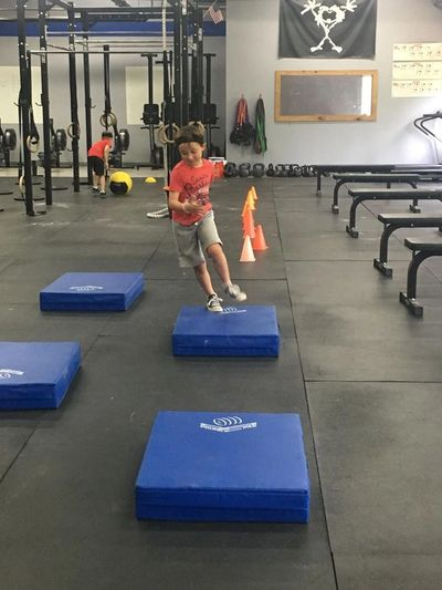 2 hour party Fitness games, Food, and Fun $15 /child