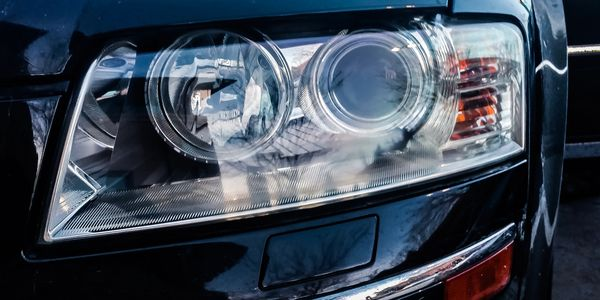 Restored headlight , how to make your headlights clean