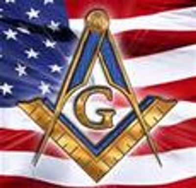 Masonic US Flag