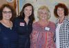 President Doris Kasold, Candidate for AG Ashley Moody, volunteer Pam Hinds and Seminole Mayor Waters