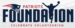 Patriots NFL team Charity Foundation logo
