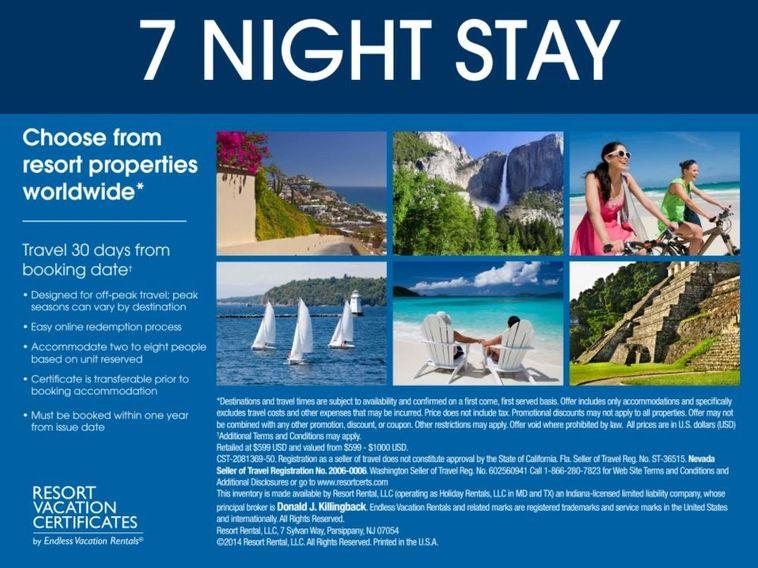 Rvc Week Cheap Vacation Getaways