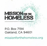 Mission for the Homeless, Inc.