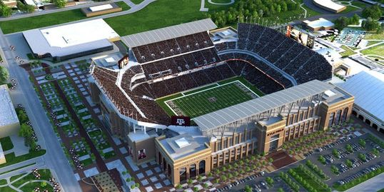 Kyle Field, College station