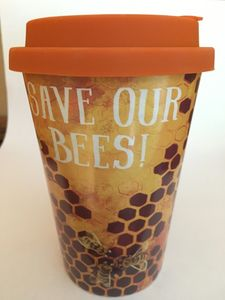 GoSip cup - save our bees