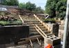 Garden Stairs and Retaining Wall