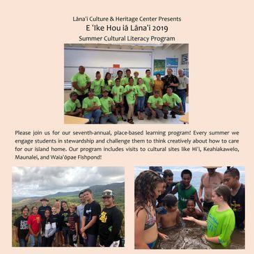 Lānaʻi Culture & Heritage Center