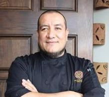 Executive Chef Andres Miramontes Sol Cocina