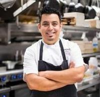 Chef de Cuisine Eric Samaniego Michael's on Naples