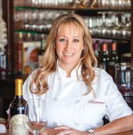 Executive Chef & Owner Linda Johnsen  Filomena's Italian Kitchen & Market