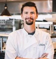 Executive Chef Jared Cook Olea, Cellar. Craft. Cook