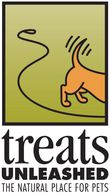 Thanks to Treats Unleashed for our sponsorship.