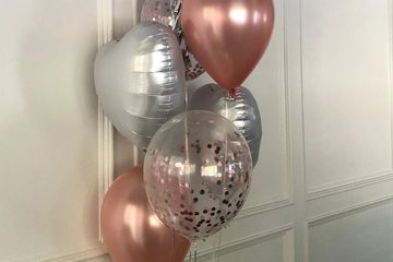 Foil Balloon Garlands Helium balloon party supplies party event vancouver surrey british columbia