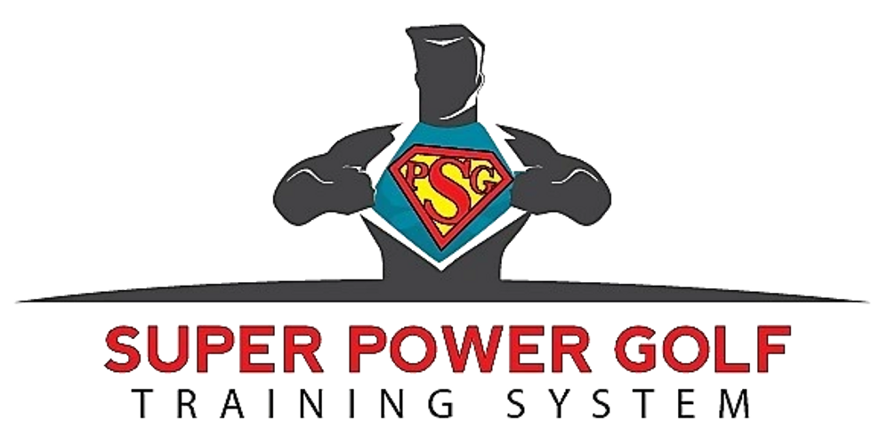 The Super Power Golf TRaining System Logo