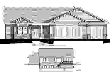 1357 Hickory Ridge Please call for details on home, currently under construction.