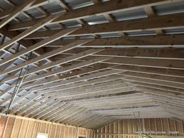 hinged roof interior