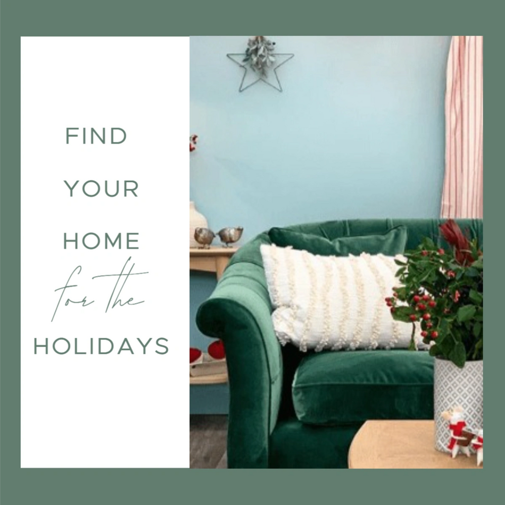 Find Your #HomefortheHolidays with #TheNIcholasTeam #northernnj