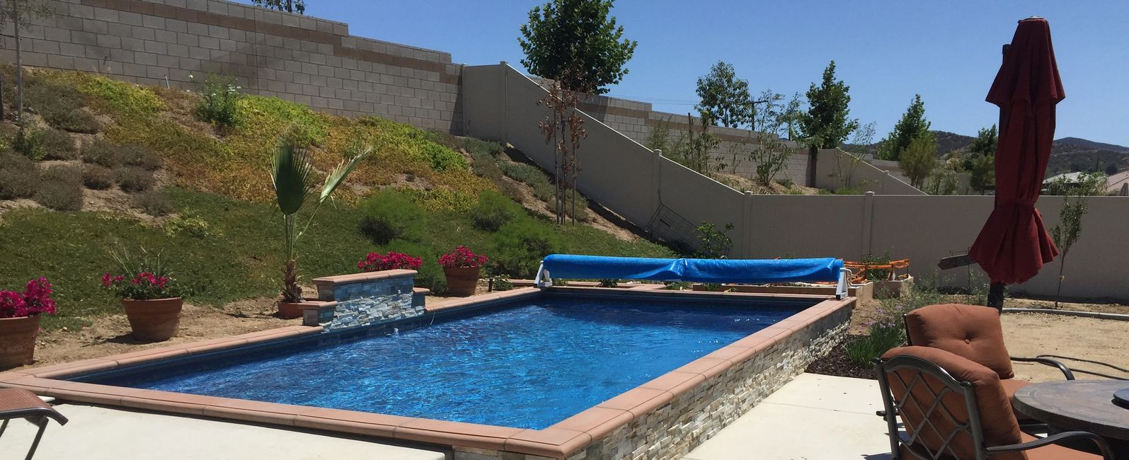 Swimming Pool Contractor and Vinyl Liner Replacement. Vinyl Pool Contractor. Vinyl Pool Builder.