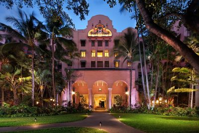The Royal Hawaiian Luxury Collection Resort Waikiki, Honolulu, Hawaii (Island of Oahu)  2259 Kalakau