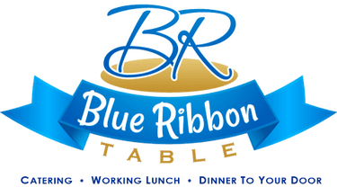 Blue Ribbon Table