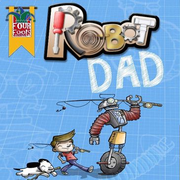 Robot Dad by Brannon Hollingsworth
