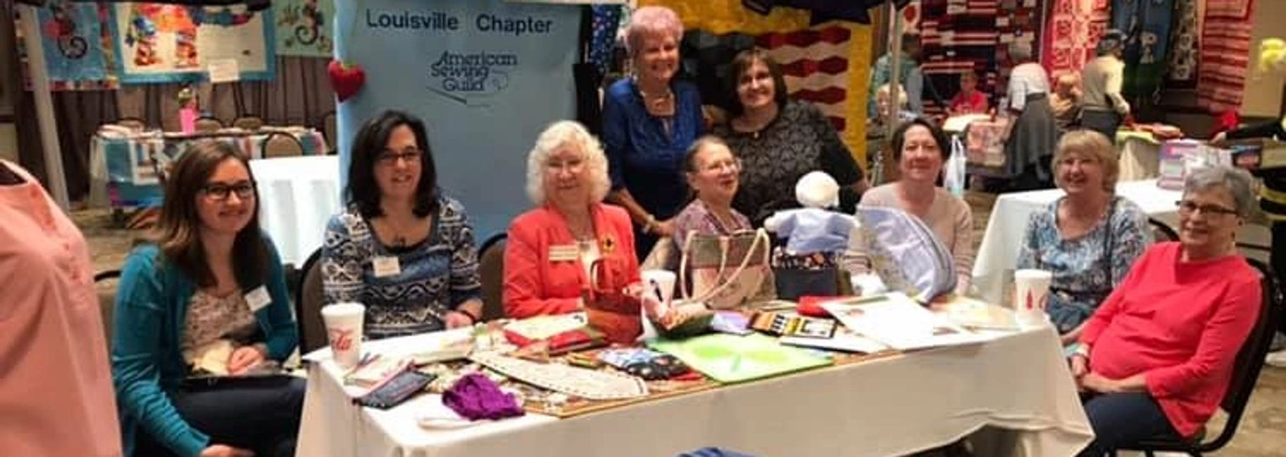 Louisville ASG Quilter's day out