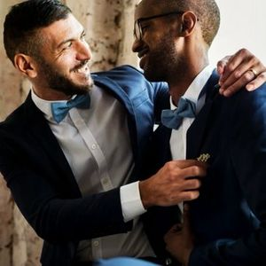 Grooms and Grooms Men Hair