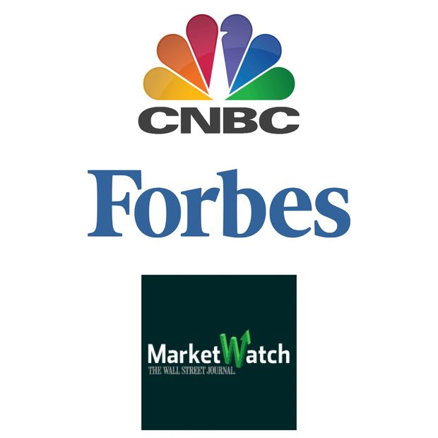 CNBC, Forbes, MarketWatch and Susan Guthrie