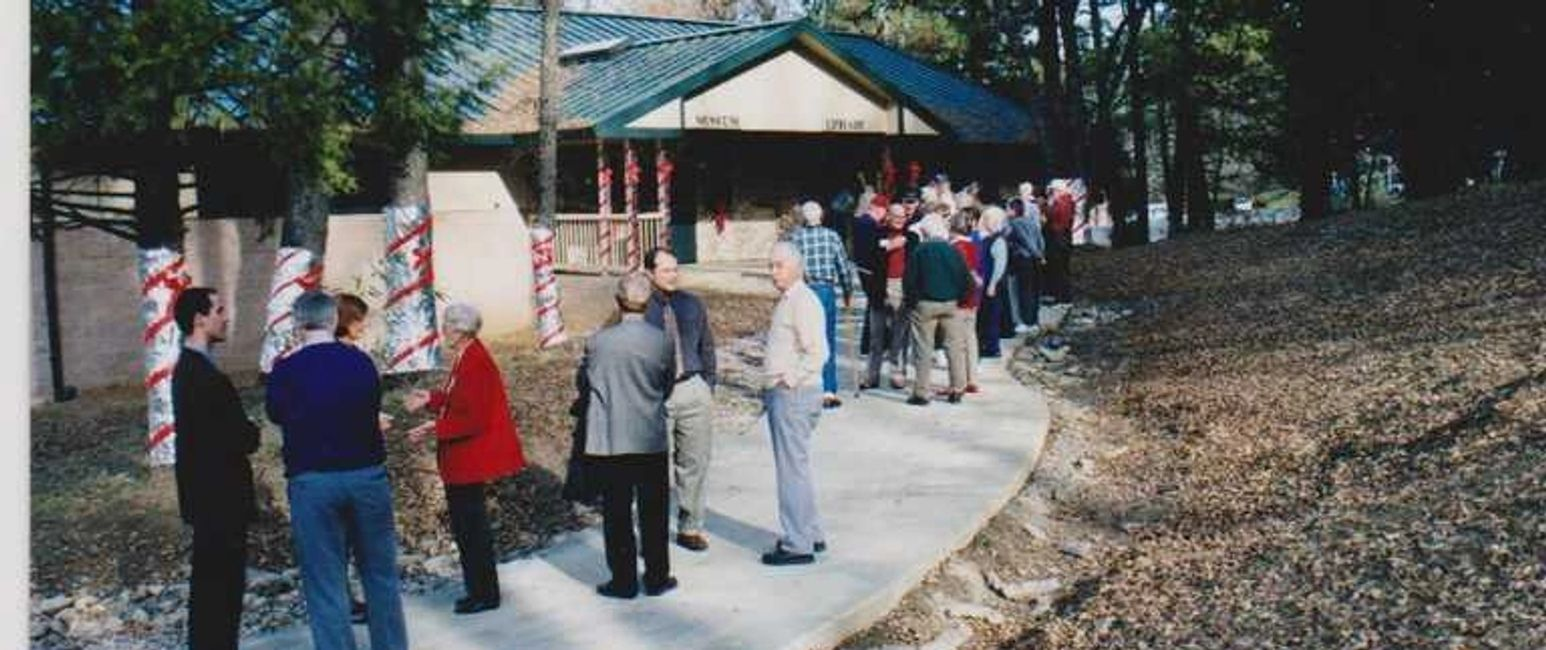 Museum Grand Opening May, 2001