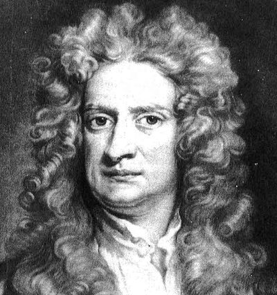 Isaac Newton - 3 Laws of Motion