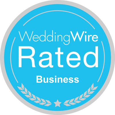 5***** WeddingWire Rated!