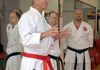 Hanshi Abele teaching in China Grove