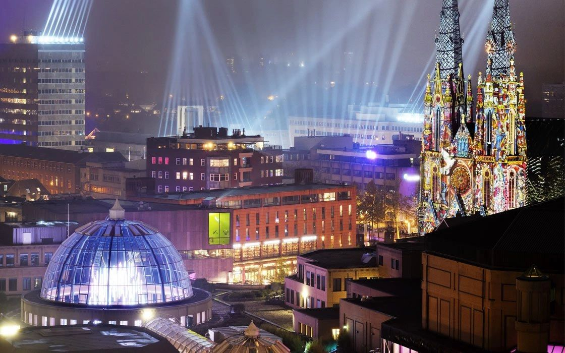 Eindhoven offers the best of old and new Europe. Photo courtesy Visit Holland.