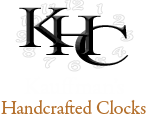 Kauffman's Handcrafted Clocks