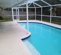 Pool Patio and Screen Enclosures