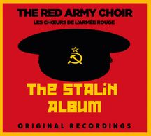Stalin Album, soviet hat, cover of album produced by FGL PRODUCTIONS