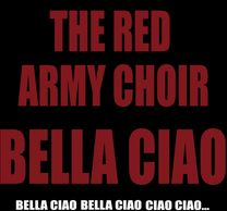 Bella Ciao cover, Red Army Choir single produced by Thierry Wolf