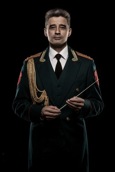 Gennadiy Sachenyuk, Conductor and Director of Red Army Choir Alexandrov