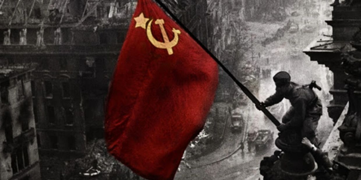 May 9th, Victory Day Against Nazis!