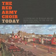 Today, a Panorama of Russian Melody by The Red Army Choir