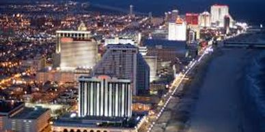 Atlantic City Hotels And Beach Resorts