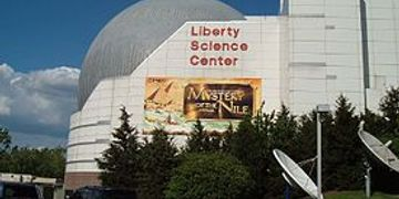Jersey City Liberty Science Center