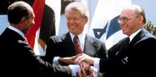 MIDDLE EAST PEACE ACCORD